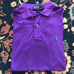 Polo Men's Made in the USA 100% Cotton